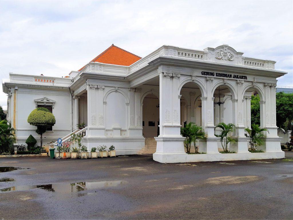 Gedung Peninggalan Masa Kolonial Yang Masih Berdiri Megah Di Jakarta